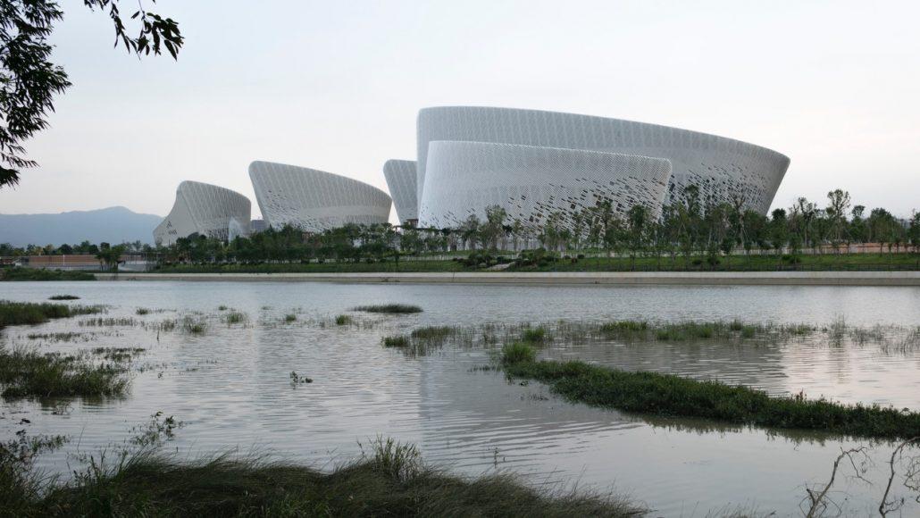 5_The Fuzhou Strait Culture and Art Centre_PES-Architects_Inspirationist