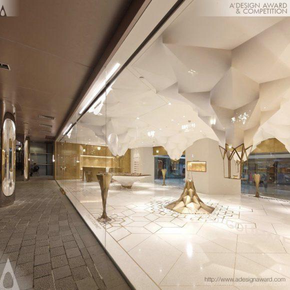 Grand Gourmet Flagship Store Shop by Zhenfei Wang