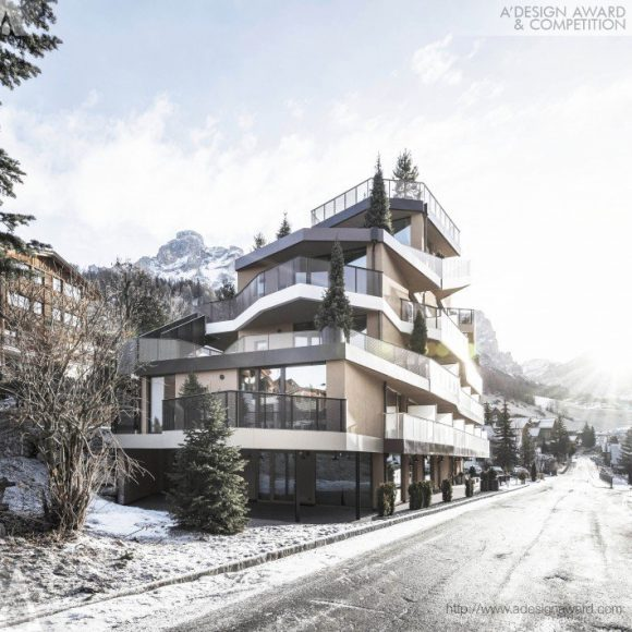 9_Tofana Hotel_Lukas Rungger, Marina Gousia, Christian Rottensteiner and Lea Mittelberger