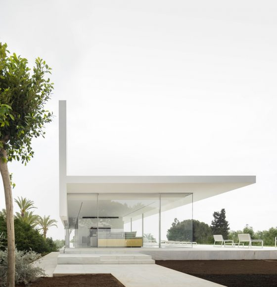 14_Hofmann House_Fran Silvestre Arquitectos_Inspirationist