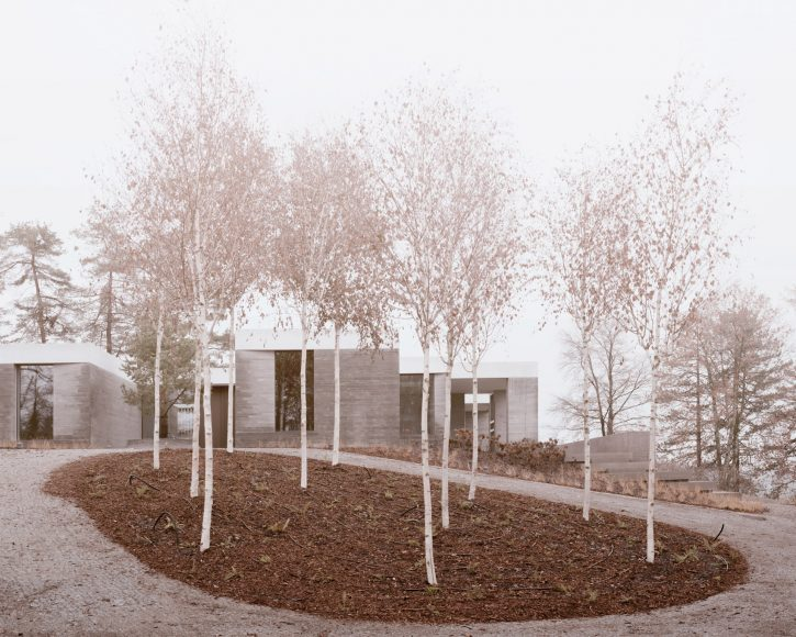 1_Think Architecture_House in a Park_Inspirationist