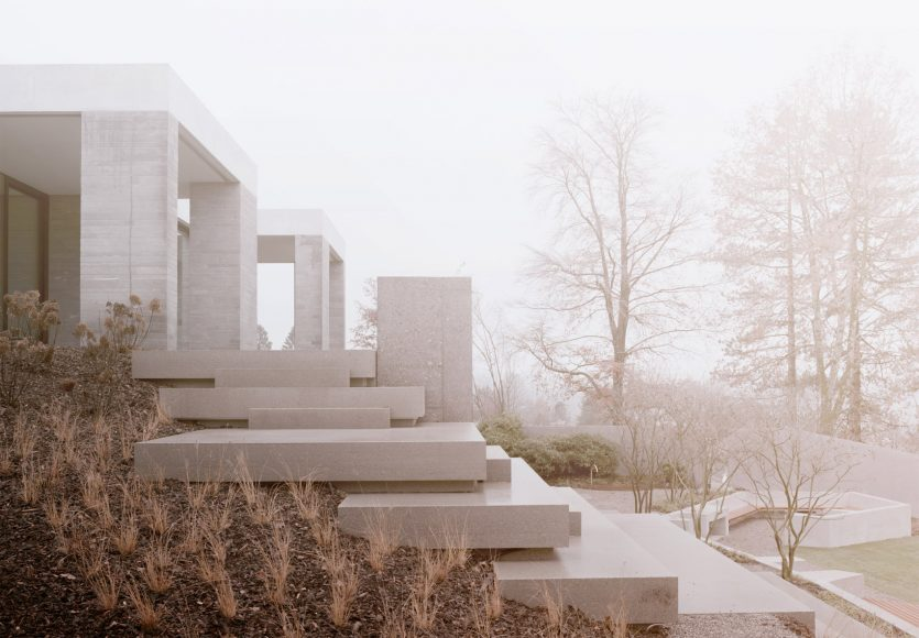 2_Think Architecture_House in a Park_Inspirationist