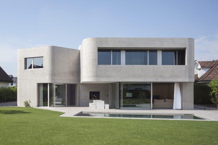 Haus Agostinis, Neuhofweg 37, Binningen, Beck Oser Architekten, Basel, Switzerland, CHE, © B o e r j e  M u e l l e r  P h o t o g r a p h y , k o n t a k t @ b o e r j e m u e l l e r . c o m