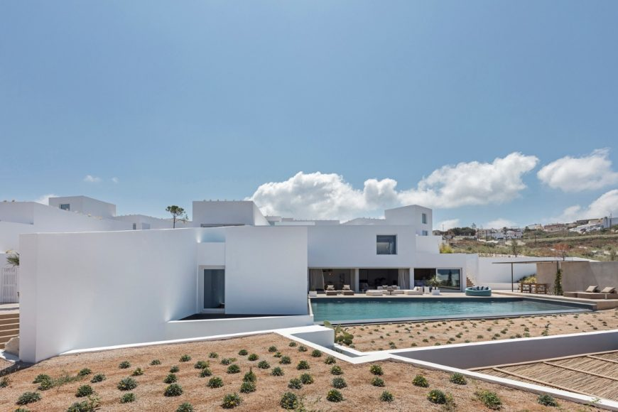 1_Summer Villa Arcadia Hotel_Kapsimalis Architects_Inspirationist
