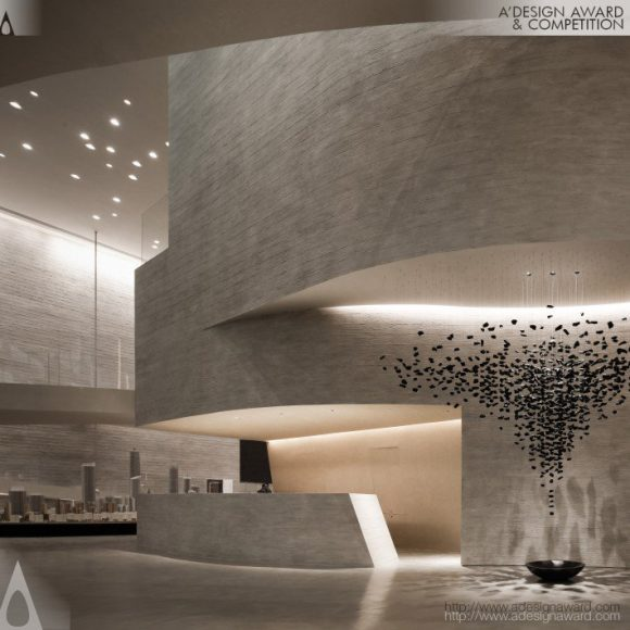 CR City Crossing Sales Center by WATERFROM and LSDCASA
