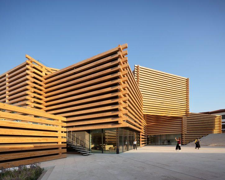 2_Odunpazari Modern Art Museum_Kengo Kuma & Associates_Inspirationist