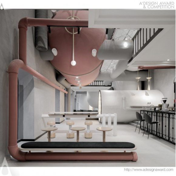 8_Ideas Lab Shared Office by Li Xiang