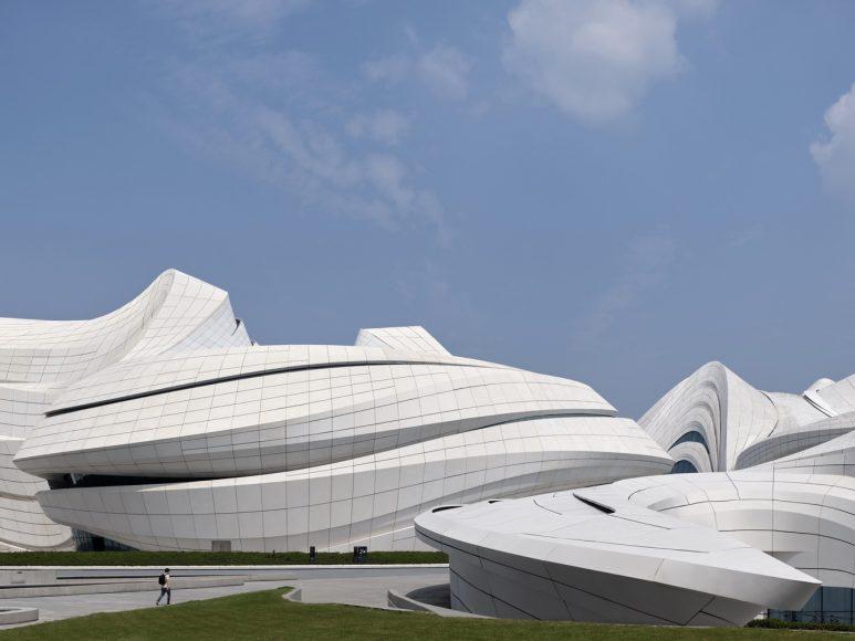 1_Changsha Meixihu International Culture and Art Centre_Zaha Hadid Architects_Inspirationist