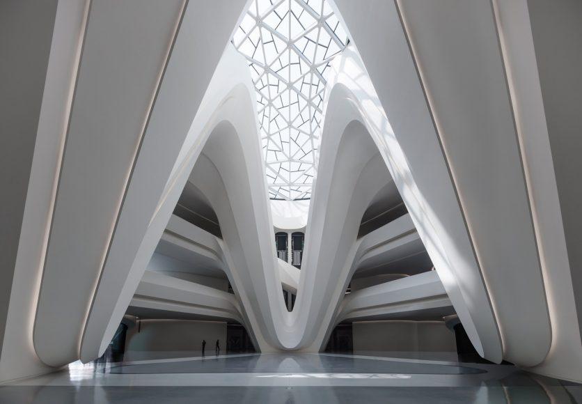 5_Changsha Meixihu International Culture and Art Centre_Zaha Hadid Architects_Inspirationist