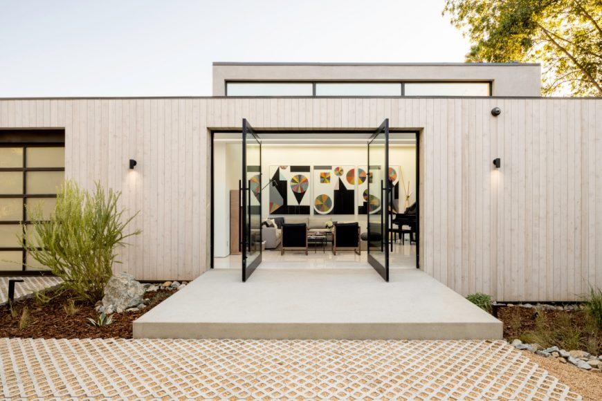 2_Bridge House LA_Dan Brunn Architecture_Inspirationist