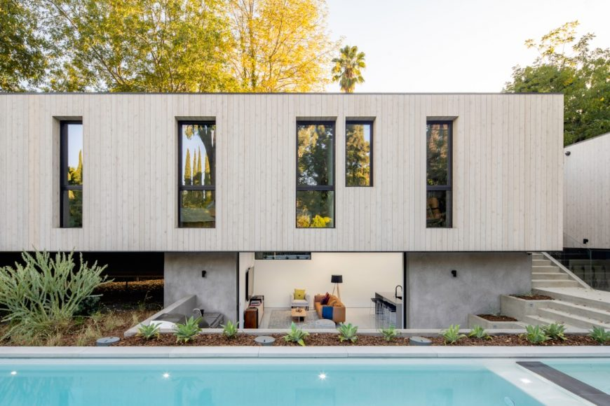 3_Bridge House LA_Dan Brunn Architecture_Inspirationist