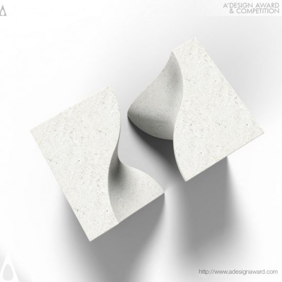 15_Variable Concrete Bench by Qiang Kang and Lili Zhang