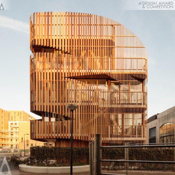 7_Freebooter - Biophilic Architecture Residential House by Giacomo Garziano