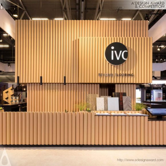 9_IVC Beyond Flooring Exhibition Booth by WeWantMore