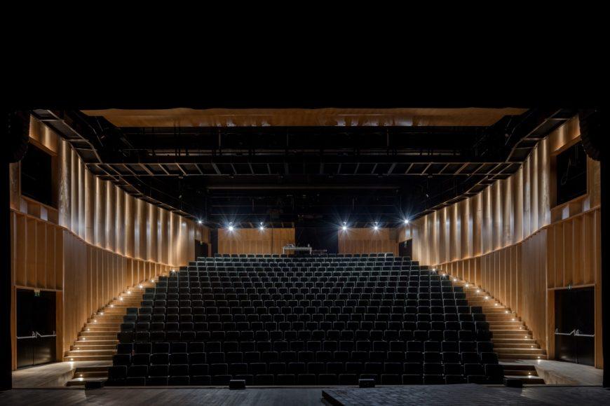10_Leietheater Deinze Theatre_TRANS architectuur I stedenbouw & V+_Inspirationist