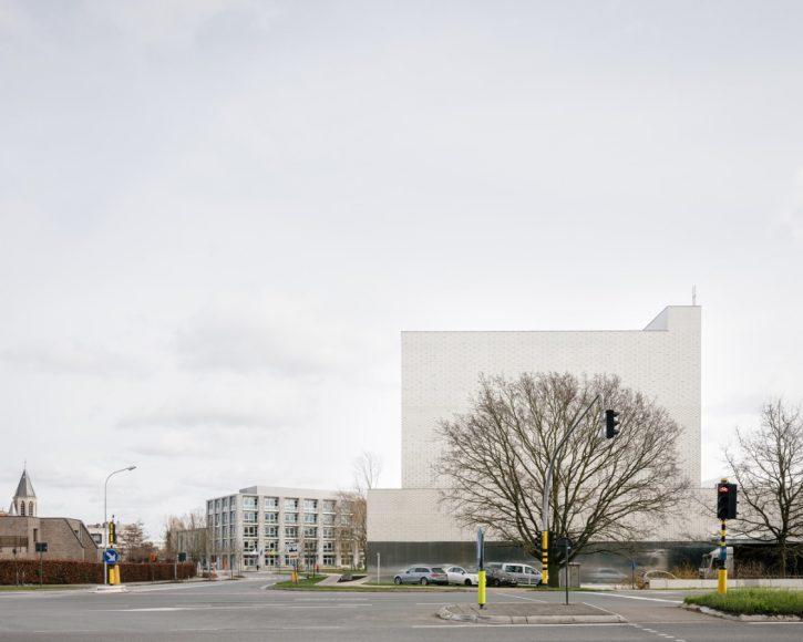 12_Leietheater Deinze Theatre_TRANS architectuur I stedenbouw & V+_Inspirationist