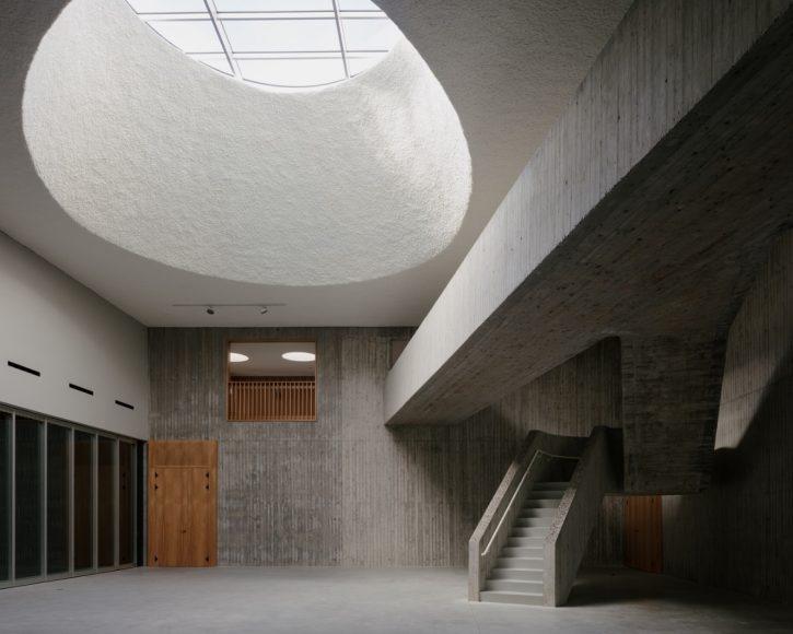 3_Leietheater Deinze Theatre_TRANS architectuur I stedenbouw & V+_Inspirationist