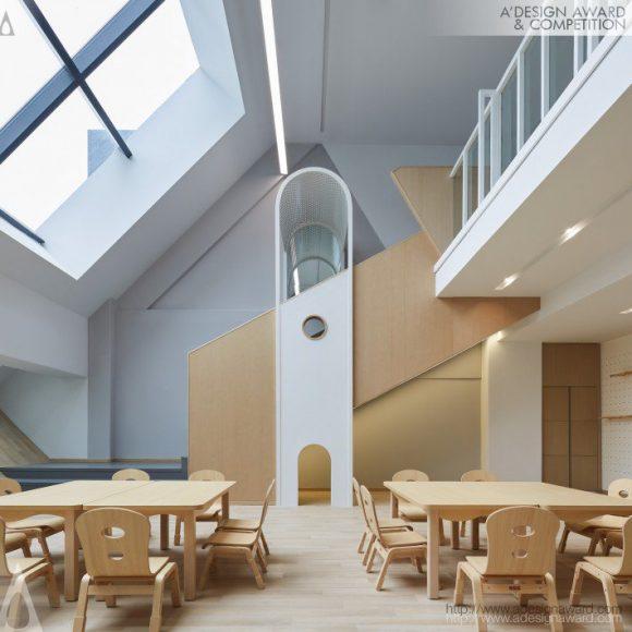 Avenue Green Sheshan Kindergarten by Chloe Liew