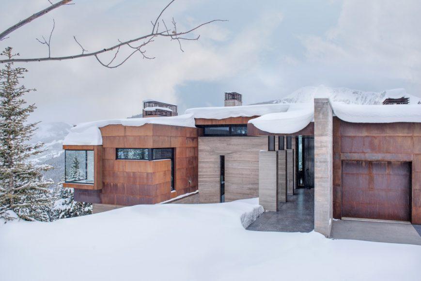 19_Stuart Silk Architects_Yellowstone Residence_Inspirationist