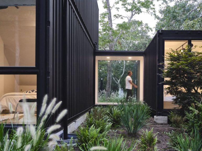 3_Amagansett Modular House_MB Architecture_Inspirationist