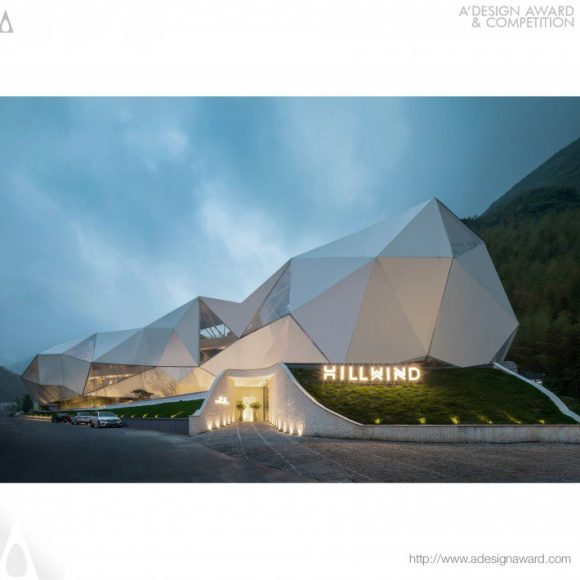 7_Hill Wind Hotel and Resort by Huafang Wang_Inspirationist