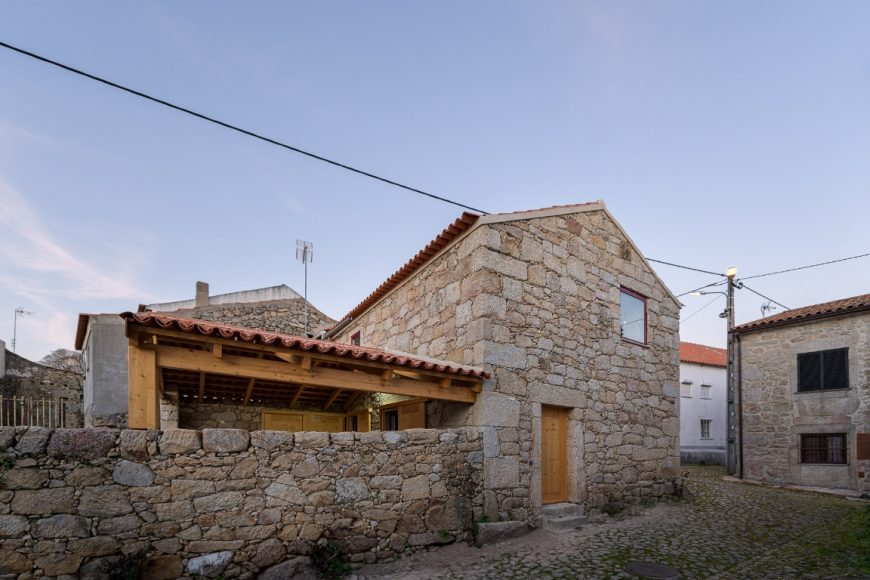 20_Rural House in Portugal_HBG Architects_Inspirationist