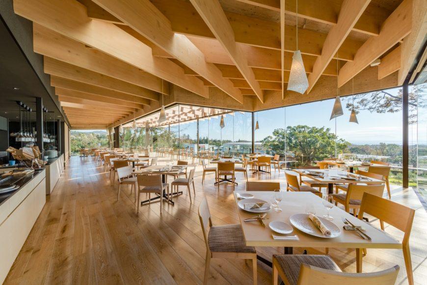 4_Mikuni Izukogen Restaurant_Kengo Kuma and Associates_Inspirationist