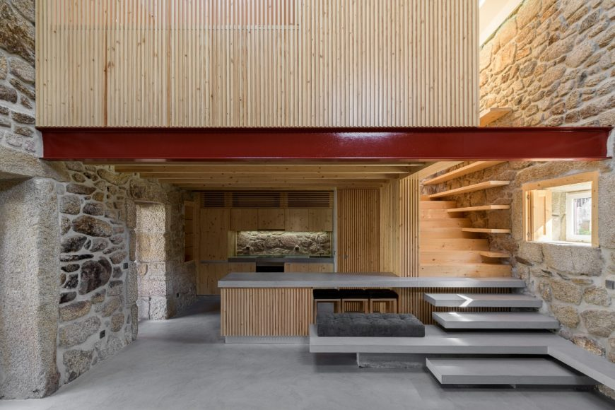 4_Rural House in Portugal_HBG Architects_Inspirationist