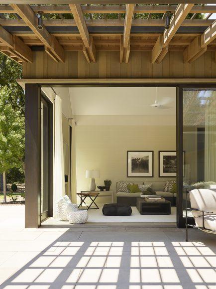 17_Oak Woodland Residence_Walker Warner Architects_Inspirationist