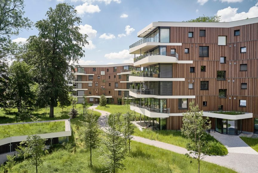 1_Living in the Spinnereipark_Behnisch Architekten_Inspirationist