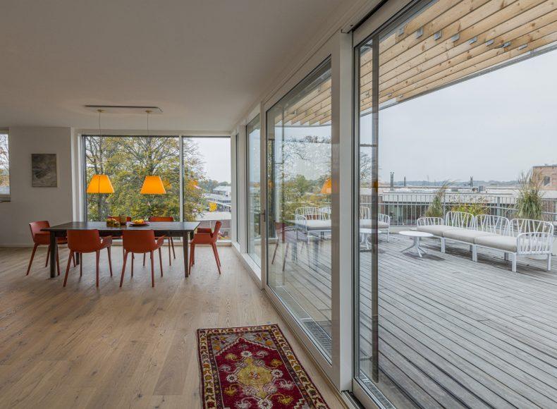 2_Living in the Spinnereipark_Behnisch Architekten_Inspirationist