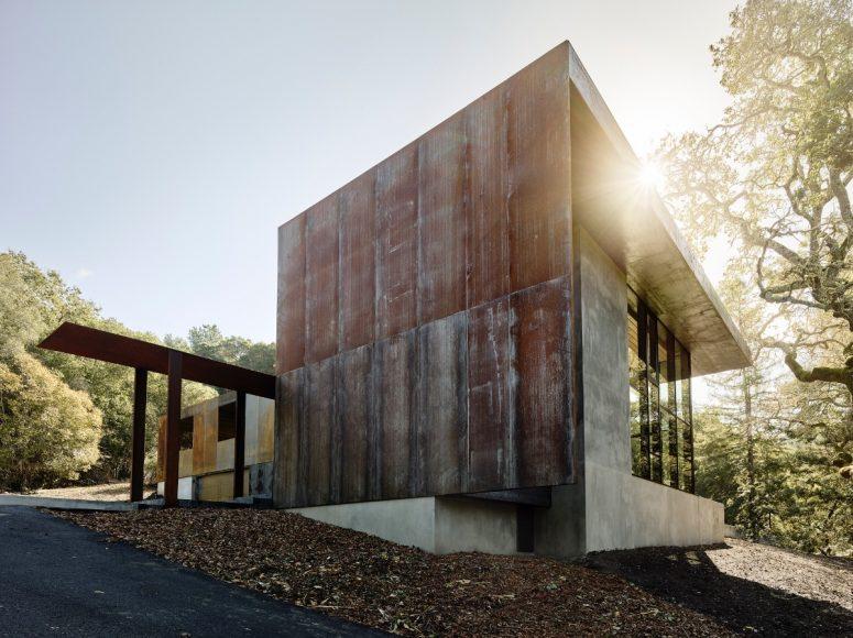 2_Miner Road House_Faulkner Architects_Inspirationist