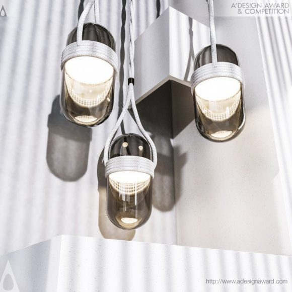 Capsule Lighting by Natalia Komarova