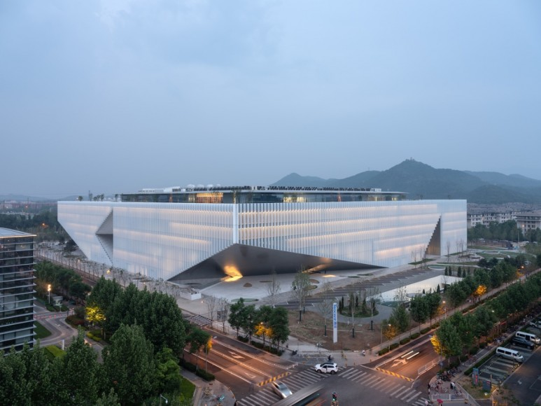 3_Tencent Beijing Headquarters_OMA_Inspirationist