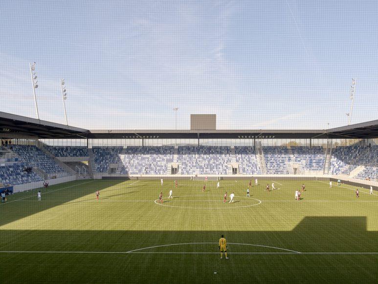 Stade de la Tuilière, Lausanne