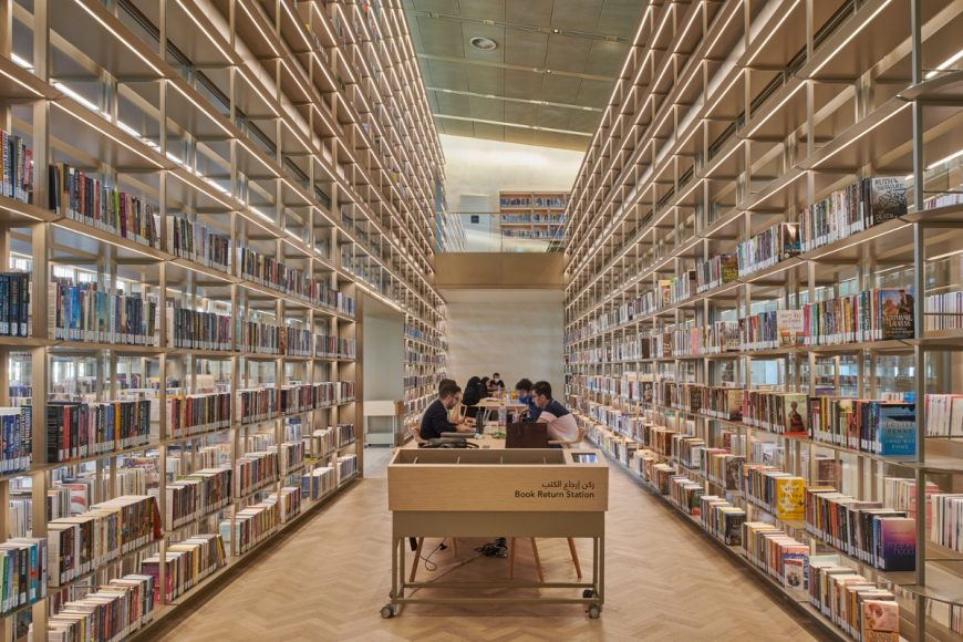 13_House-of-Wisdom-Library-and-Cultural-Center_Foster-Partners_Inspirationist