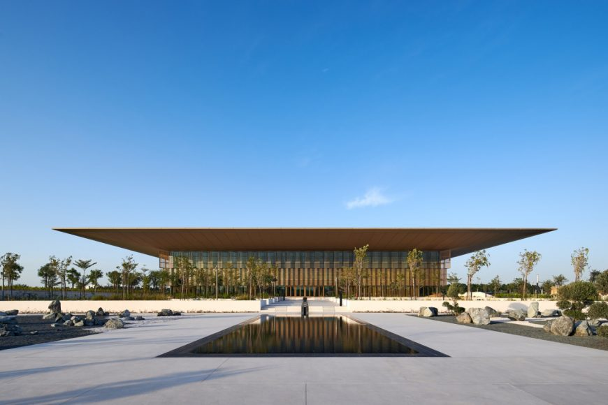 1_House-of-Wisdom-Library-and-Cultural-Center_Foster-Partners_Inspirationist