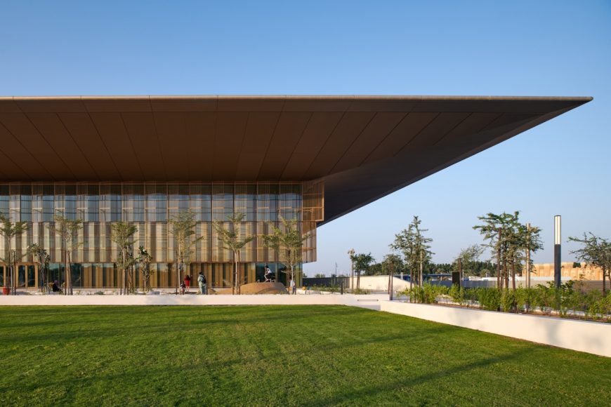 2_House-of-Wisdom-Library-and-Cultural-Center_Foster-Partners_Inspirationist