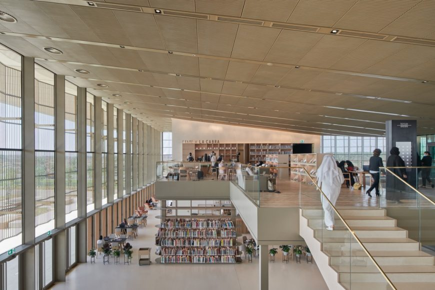 4_House-of-Wisdom-Library-and-Cultural-Center_Foster-Partners_Inspirationist