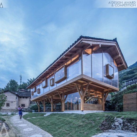 Mountain-House-in-Mist-Book-Villa-by-Lin-Chen