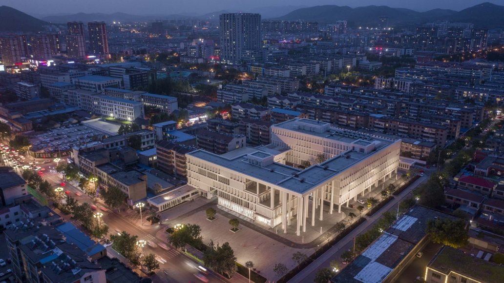 12_Yinan-Library-and-Archives_7-Studio-of-School-of-Architecture-at-CAFA_Inspirationis