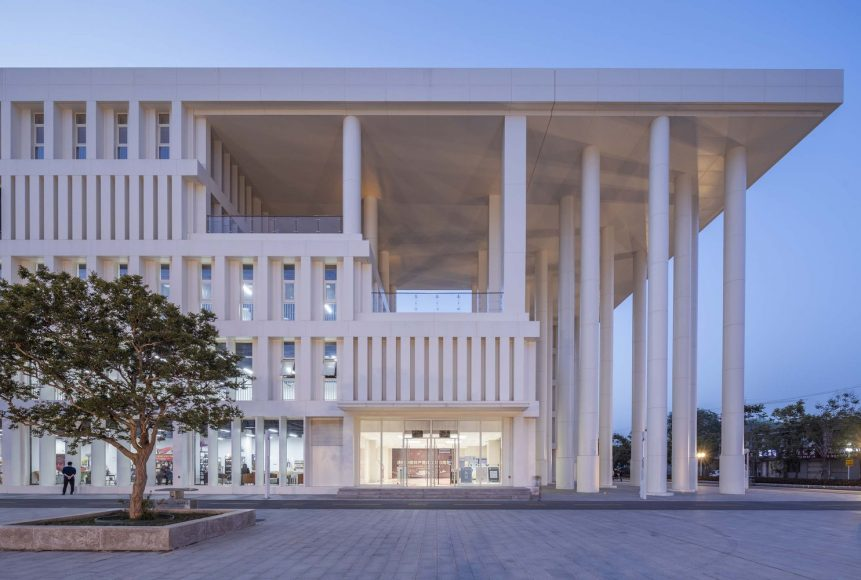 15_Yinan-Library-and-Archives_7-Studio-of-School-of-Architecture-at-CAFA_Inspirationis