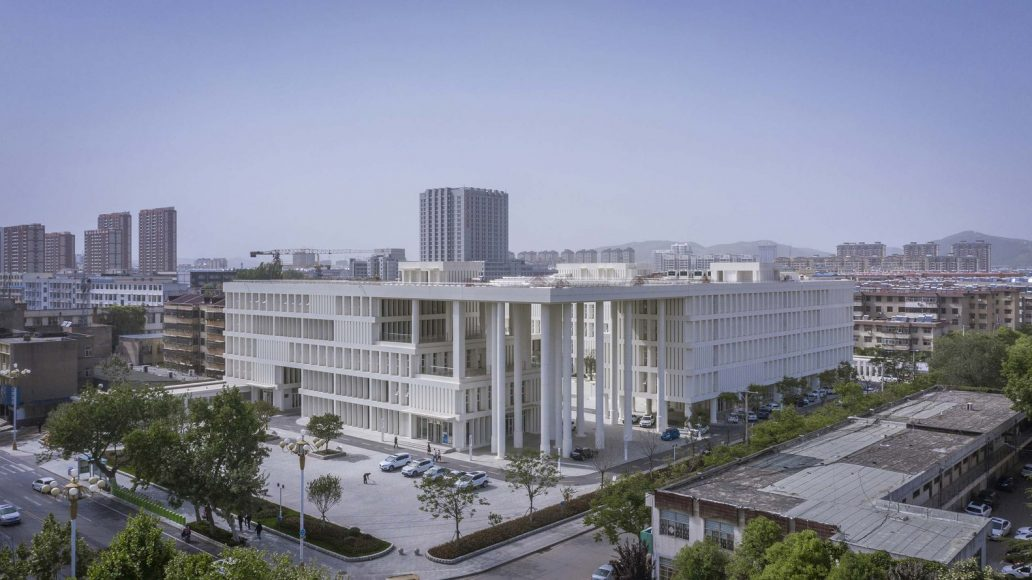8_Yinan-Library-and-Archives_7-Studio-of-School-of-Architecture-at-CAFA_Inspirationis