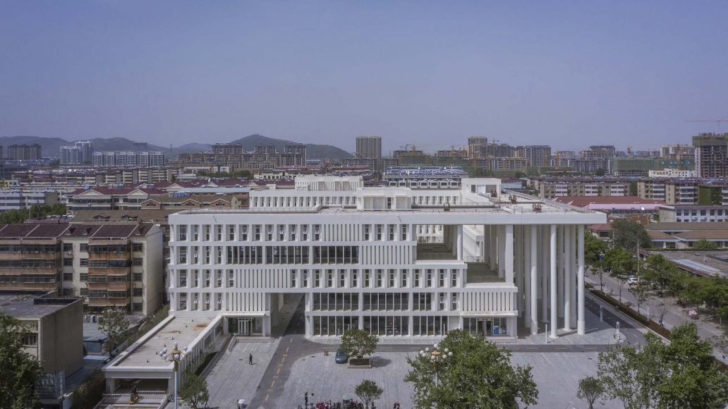 9_Yinan-Library-and-Archives_7-Studio-of-School-of-Architecture-at-CAFA_Inspirationis