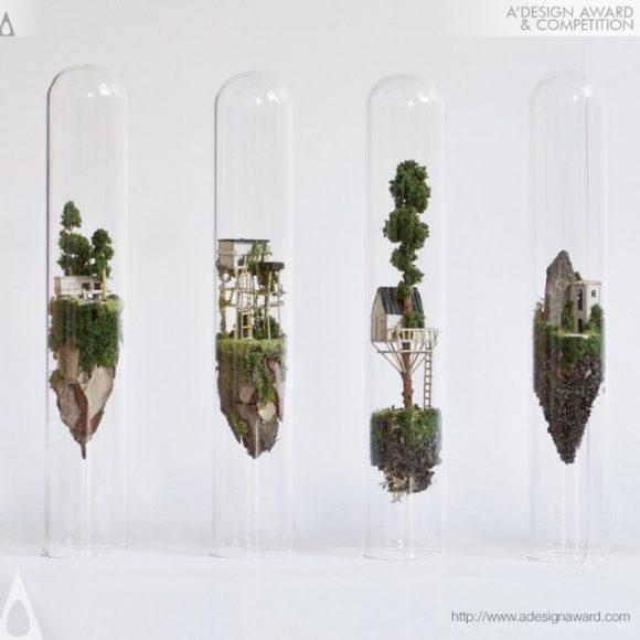 Micro-Matter-Miniature-Sculptures-in-Glass-Test-Tubes-by-Rosa-de-Jong